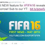 Нововведение FIFA 16
