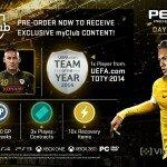 PES 2016 появится на неделю раньше FIFA 16