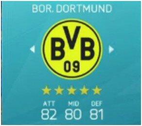 FIFA 16 BOR,DORTMUND