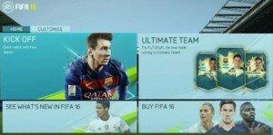 FIFA 16 Demo P