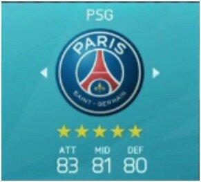 FIFA 16 PSG